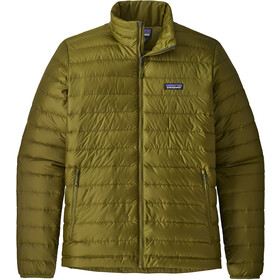 Patagonia Daunen Sweater Herren willow herb green